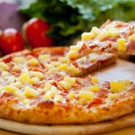 Ham & Pineapple Pizza